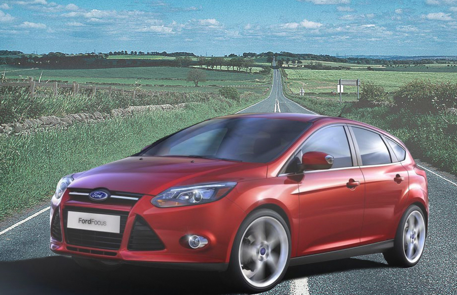 Ford Focus III 2011 года