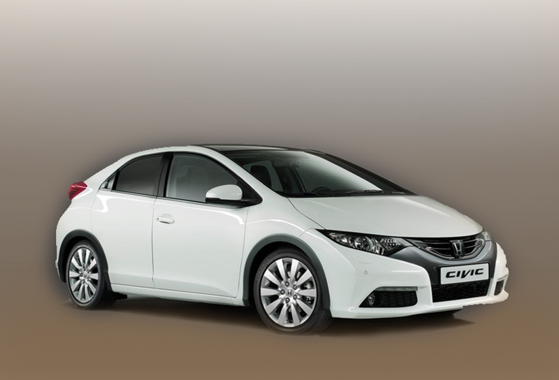 Honda Civic хэтчбек 2012 года